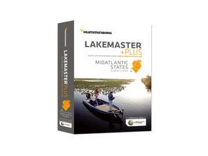 Lakemaster Mid Atlantic States Lake Mapping 600043-1