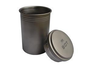 """Vargo """"Bot"""" Bottle Pot Stainless Steel T-437"""