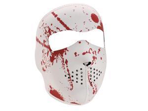 ZANheadgear Neoprene Full Mask Blood Splatter WNFM090