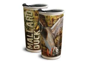 American Expedition Mallard 12 oz. Ceramic Travel Mug GCTM-119