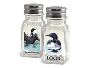 American Expedition Loon Salt and Pepper Shakers SALT-121