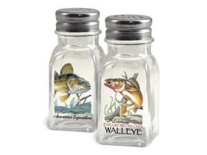 American Expedition Walleye Salt and Pepper Shakers SALT-132