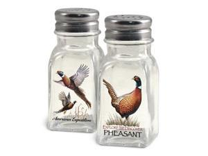 American Expedition Pheasant Salt and Pepper Shakers SALT-126
