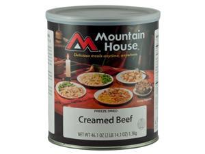 Mountain House Creamed Beef Can 30235