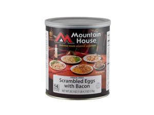 Mountain House Eggs W/Real Bacon Can 30447
