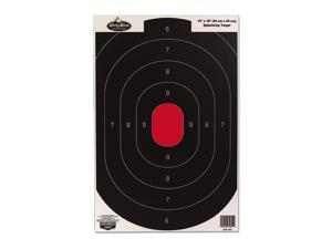 "Birchwood Casey Dirty Bird Targets 12""x18"" Silhouette 8 Pack"