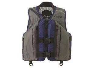 Onyx Outdoor Mesh Deluxe Sport Vest Charcoal/Navy L 116400-701-040-13