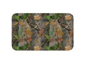 River's Edge Fall Trans Camo Memory Foam Mat 31.5x20in 1855