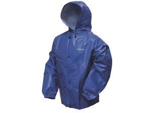 Frogg Toggs Pro Lite Rain Suit Royal Blue - X/XXL PL12140-12X/XXL