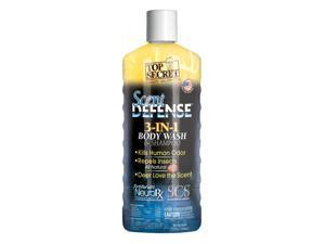 ScentDefense Body Wash and Shampoo 12oz. SD1002