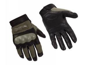 Wiley X CAG-1 Combat Assault Glove Black Medium G230ME