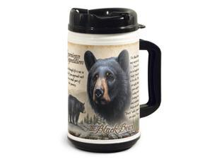 American Expedition 32oz Thermal Mug Black Bear TM32-101