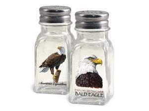 American Expedition Bald Eagle Salt and Pepper Shakers SALT-103