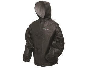 Frogg Toggs Pro Lite Rain Suit Black - X/XXL PL12140-01X/XXL