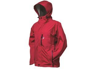 JT62530-10LG Frogg Toggs Women's Java Toadz 2.5 Jacket Red Large