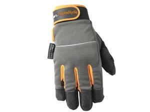 Wells Lamont HydraHyde Waterproof Synthetic Leather Gloves-M 7739M