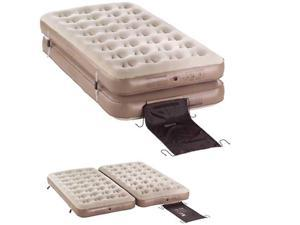 Coleman 4-in-1 Quickbed Airbed Tan 2000014922