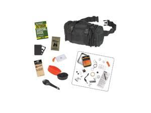 Snugpak 10-Piece Responsepak Survival Bundle - Black BUN101
