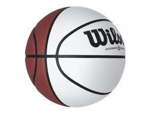 Wilson Official Size Autograph Basketball WTB0590XDEF