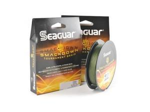 Seaguar Smackdown Braided Line Green 150 yds 10 lbs 10S08G150