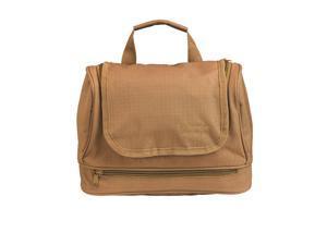 Snugpak Luxury Washbag Coyote Tan 97235
