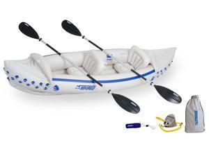 Sea Eagle 330 Sport Kayak Deluxe Package SE330K_DT
