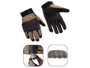 Wiley X Hybrid Gloves Coyote Large G241LA