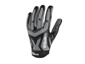 Wilson The Authority Skill Glove Grey/Black XL WTF9450GYXL