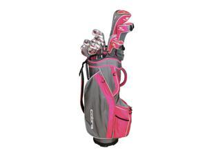Cobra FLYZ S Women's 8PC Right Hand Pink Complete Set 6408RGLCS8