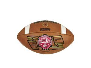 2014 College Football Playoffs Championship Ball WTF1008IDCHAMP