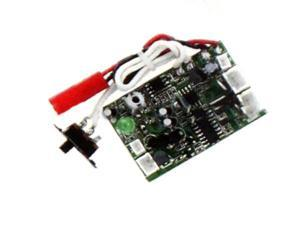 Replacement Receiver Board 9053-23 For Aerosaur, Volitation RC Helicopter, & Double Horse Brands