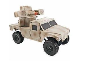 Electric RC Humvee Airsoft Hummer Black Ops Truck