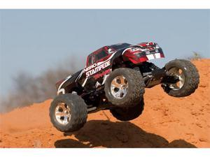 Traxxas Nitro Stampede RC Monster Truck 1/10 Scale RTR (Ready To Run) W/Radio