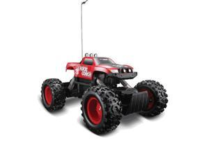 Remote Control Rock Crawler Drives Over Just About Anything Even Snow