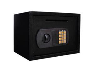 "14"" Home Office Security Digital Safe with Drop Slot"