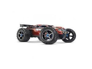 Traxxas E-Revo Brushless RTR 2.4 TQi w/ Catle Mamba Monster System RC Truck