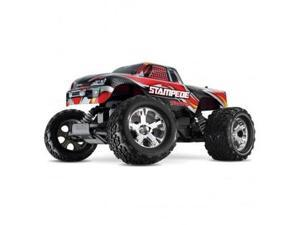 Traxxas 1/10 Stampede Monster Truck RTR RC Truck