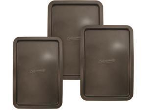 3PC COOKIE SHEET SET Dura-Kleen Baking Sheets ENT49011 687929490114