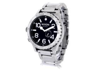 Nixon The Tide Black Dial Mens Watch A057000