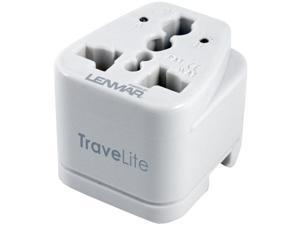LENMAR TraveLite Adapter Ultra Compact All-in-One Travel Adapter