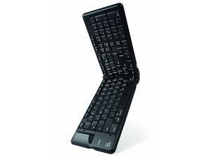 Matias Apple MacBook / iPad / iPhone 4 / 3GS / 3G / Ios 4 Bluetooth Folding Keyboard , Black