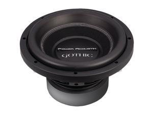 "POWER ACOUSTIK GW3-10 Gothic Series 2_ Dual Voice Coil Subwoofer (10"", 2,200W)"