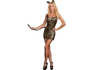 Sexy Leopard Costume Kit