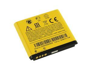 HTC BB92100 Original Li-Ion Battery for HTC Aria - Non-Retail Packaging - Yellow