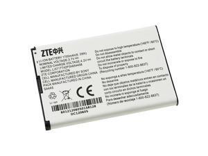 ZTE Jet Pack 4G LTE Standard Battery [OEM] Li3717T42P3h654458 (A)