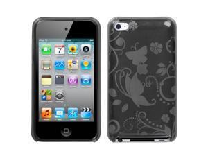 MYBAT Smoke Secret Garden Candy Skin Cover for Apple® iPod touch® (4th generation)