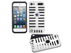 MYBAT White/Black Microphone Fusion Protector Cover