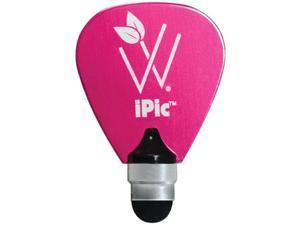 Woodees iPic Pink Multi Purpose Pick Stylus WMIPPK