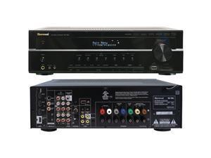 SHERWOOD RD705I Sherwood rd705i 2-zone, 80-watt networking 3d-ready a/v receiver