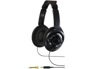 Jvc Hax580 Dj Style Monitor Around-The-Ear Headphones